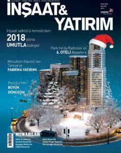 İnşaat & Yatırım - Ocak 2018 Sayı 162 s1